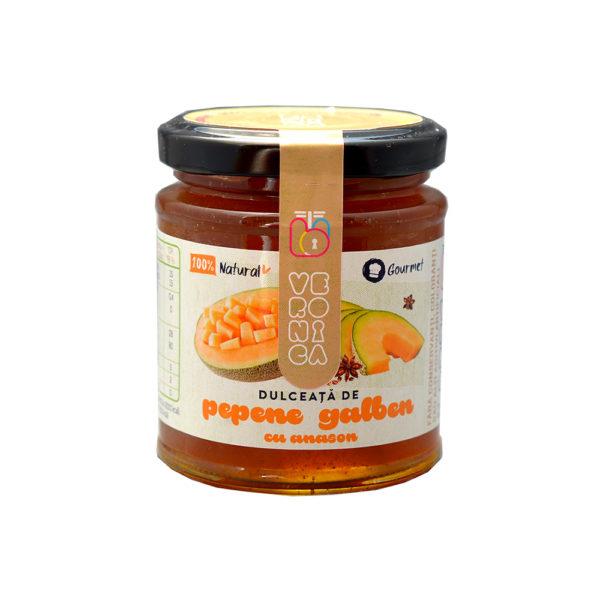dulceata de pepene galben cu anason