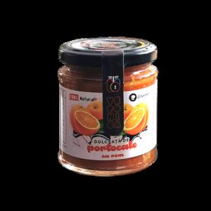 dulceata de portocale cu rom